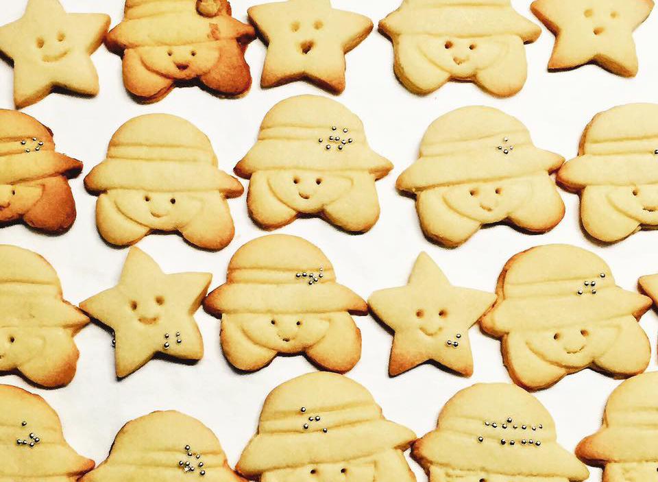 【オリジナルクッキー型をつくろう!】
