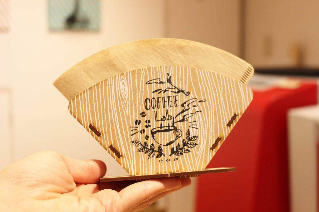 コーヒーフィルタースタンドのワークショップ、大盛況でした!