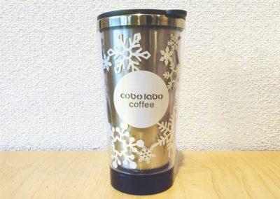 cobolabo coffee オリジナルタンブラーを制作しました!